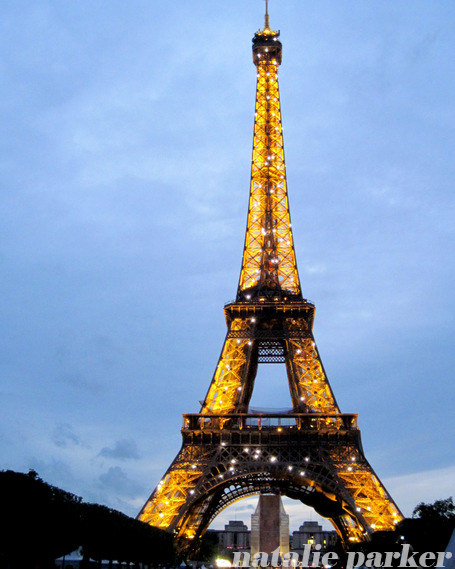 How to Visit the Eiffel Tower in Paris by Natalie Parker