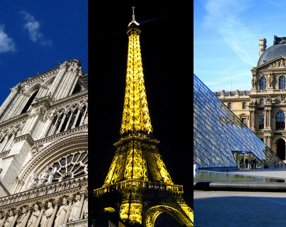 How to Visit the Big 3 Sites in Paris by Natalie Parker