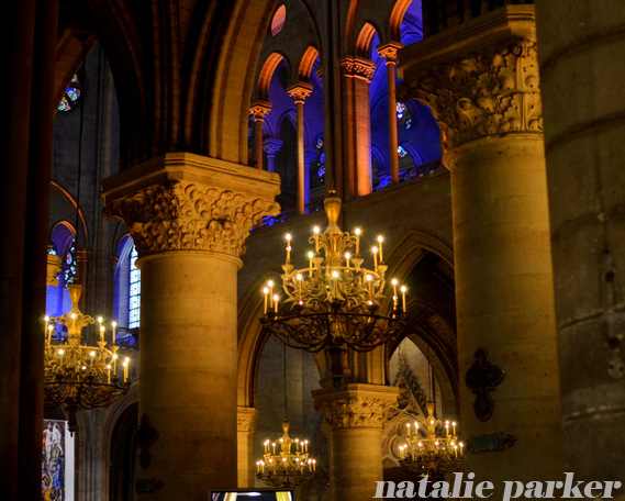 How to Visit the Notre Dame in Paris by Natalie Parker