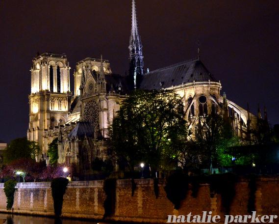 Notre Dame de Paris by Natalie Parker