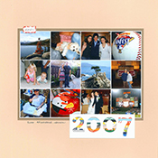 2007 Scrapbook