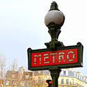 How to Ride the Paris Metro