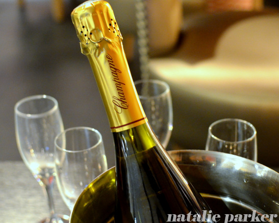 How to Pack Champagne Home from France