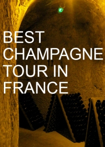 Visiting Champange in France by Natalie Parker