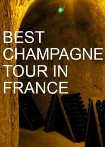 Visiting Champange in France by Natalie Parker