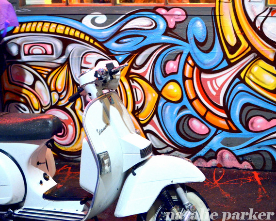 Street Art by Natalie Parker
