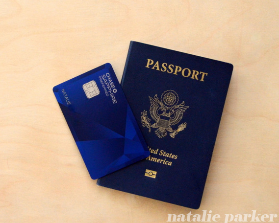 Using Credit Cards Abroad by Natalie Parker