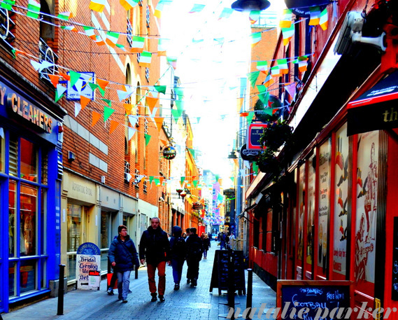 Weekend in Dublin by Natalie Parker