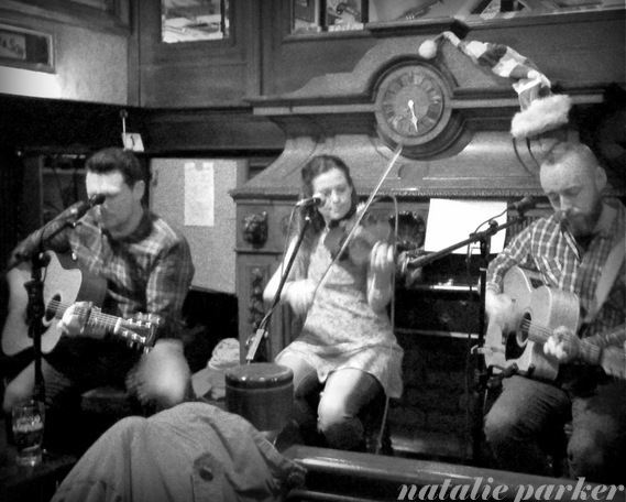 Dublin Live Irish Music by Natalie Parker