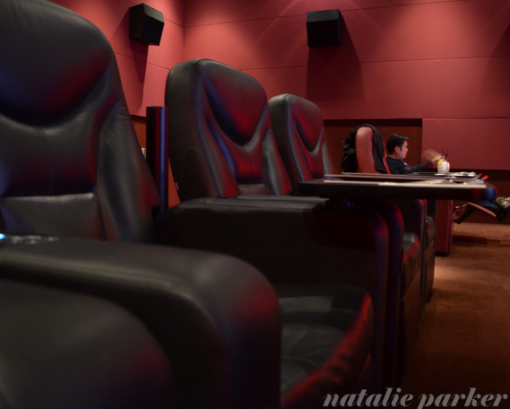 Odeon Luxury Movie Theater by Natalie Parker