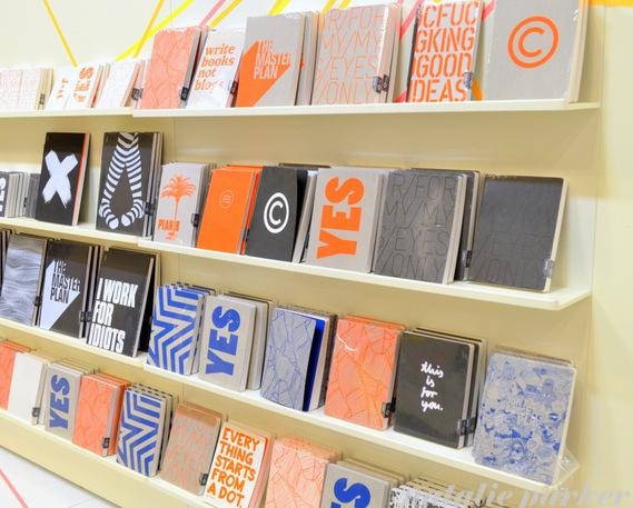 Selfridges Paper Shopping by Natalie Parker