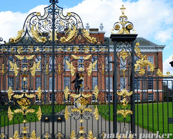Kensington Palace, London by Natalie Parker