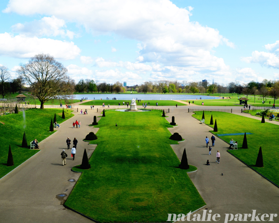 Kensington Palace, London by Natalie Parker