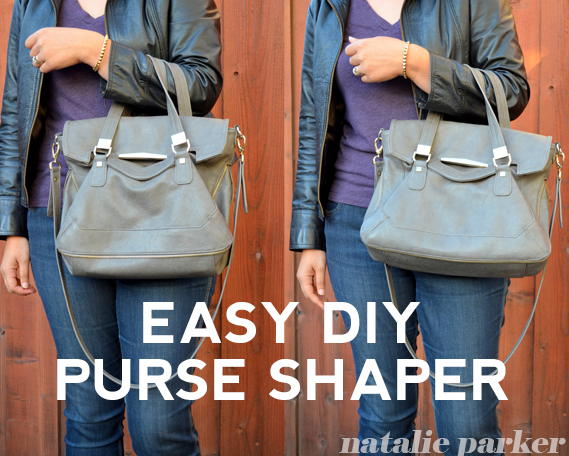 DIY Purse Shaper by Natalie Parker (5)