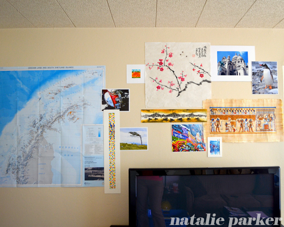 Gallery Wall by Natalie Parker