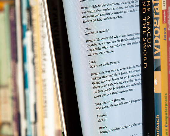 Why Ebooks are Best for Travelers