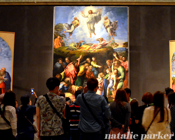 Vatican Museums by Natalie Parker