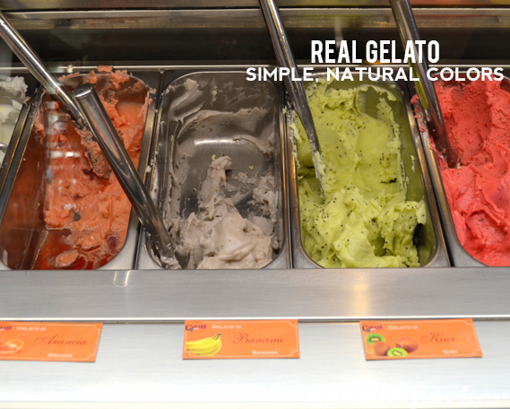How to Tell Real from Fake Gelato in Italy