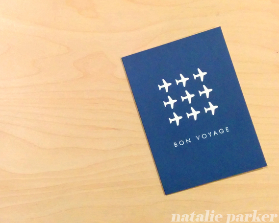 Bon Voyage by Natalie Parker