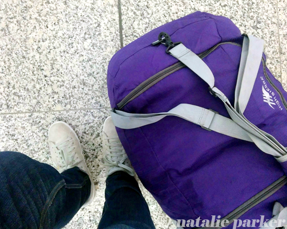 Traveling Around the World in A Duffel Bag by Natalie Parker (1)