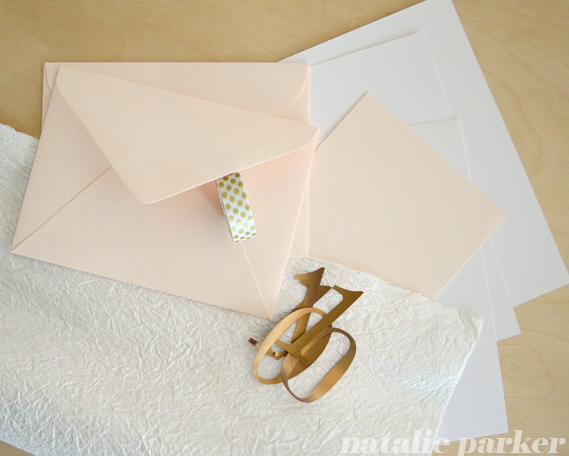 Paper Project by Natalie Parker