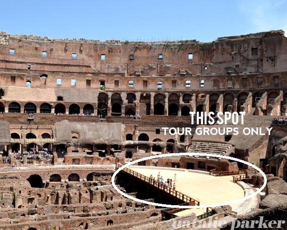 Rome Colosseum by Natalie Parker