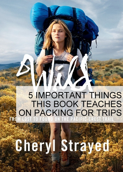 Wild Book by Cheryl Strayed