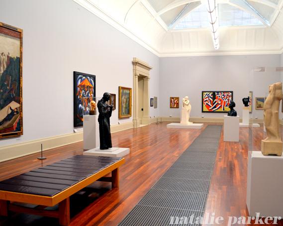 Art Museum by Natalie Parker