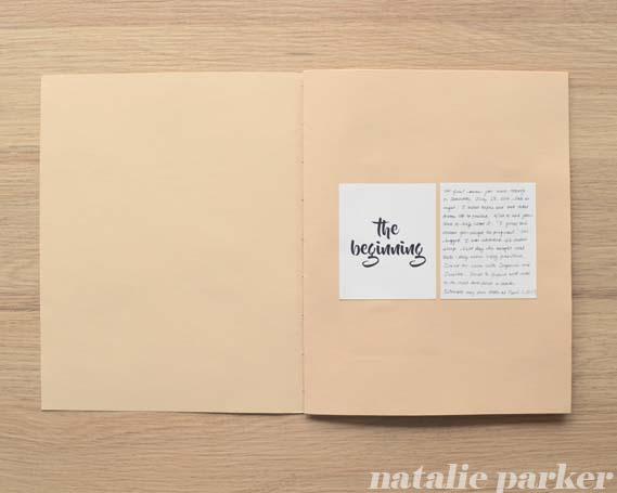 Pregnancy Album by Natalie Parker