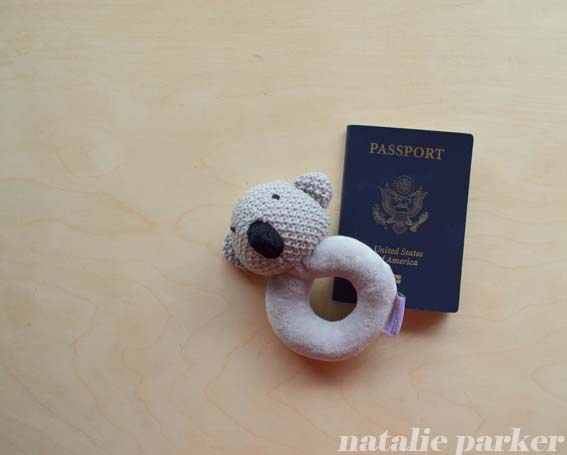 Traveling While Pregnant by Natalie Parker