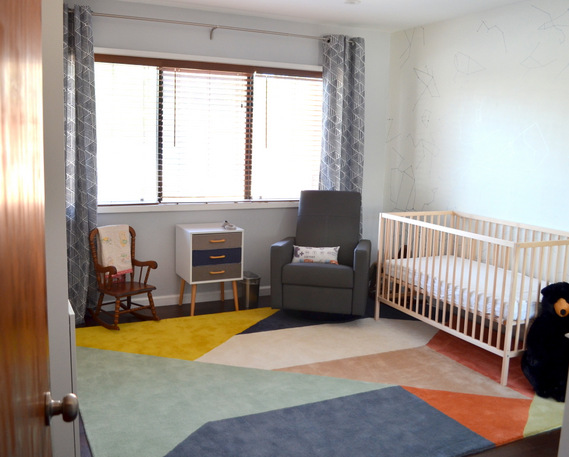 Baby Boy Nursery Tour by Natalie Parker