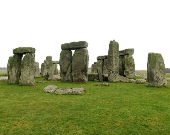 How to Visit Stonehenge by Natalie Parker