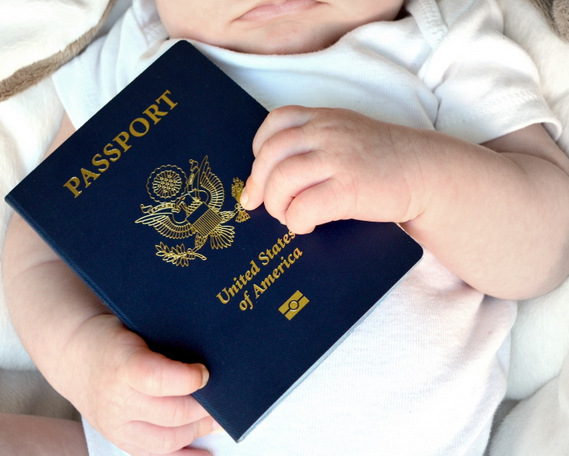 Infant Passport How to by Natalie Parker